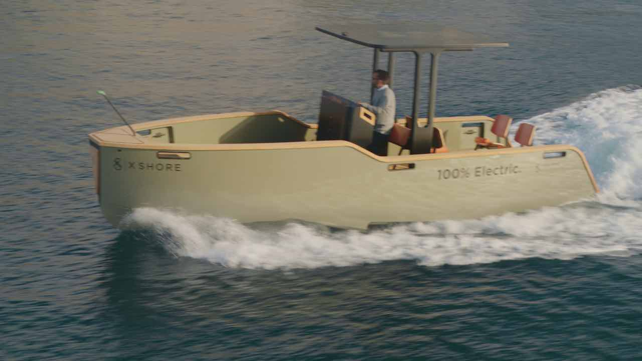 Sauber aufs Wasser - E–Boote und Trimarane sind die Highlights auf der boot 2020