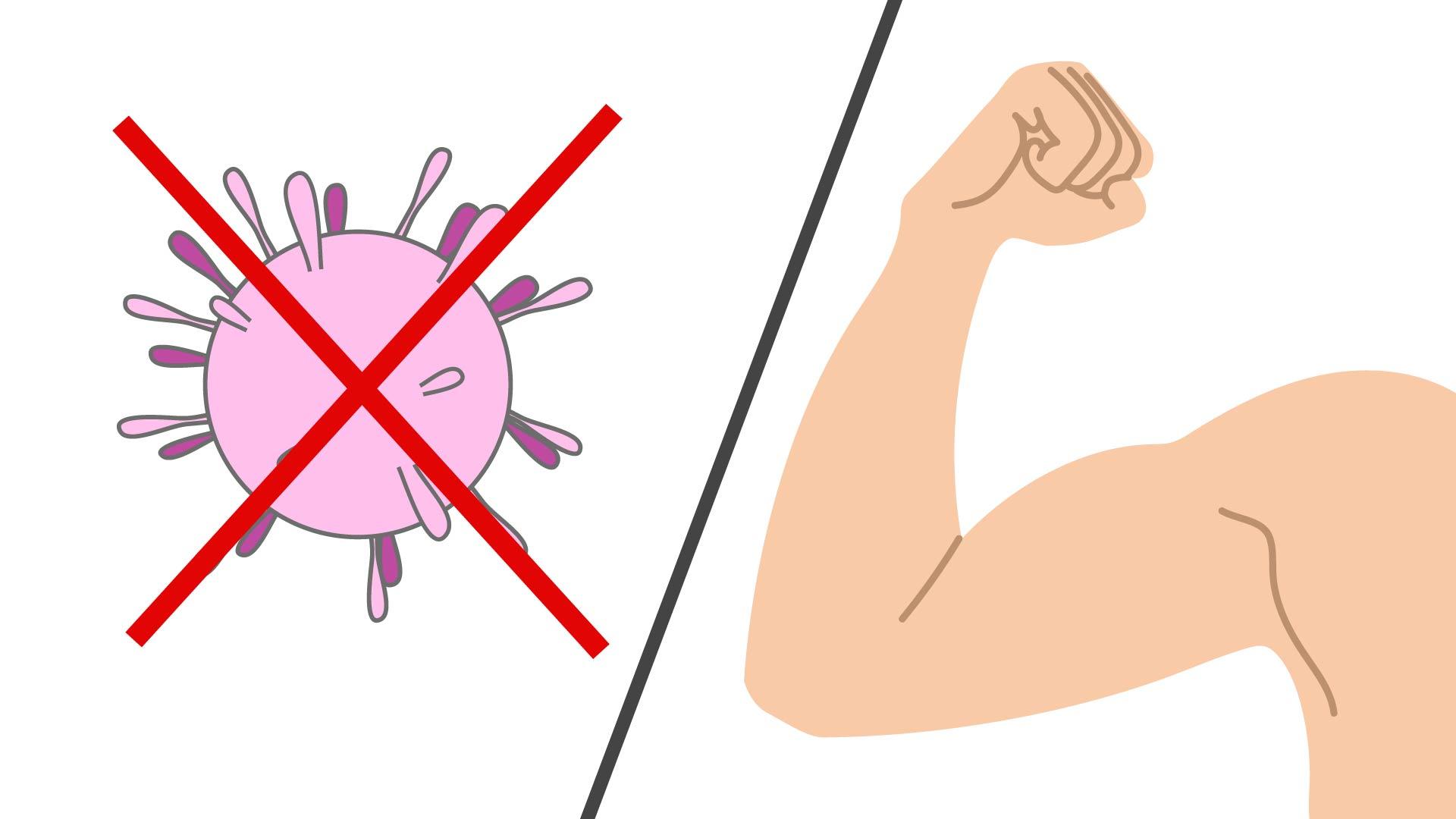 Kampf gegen Corona: 5 Tipps, wie Sie Ihr Immunsystem stärken