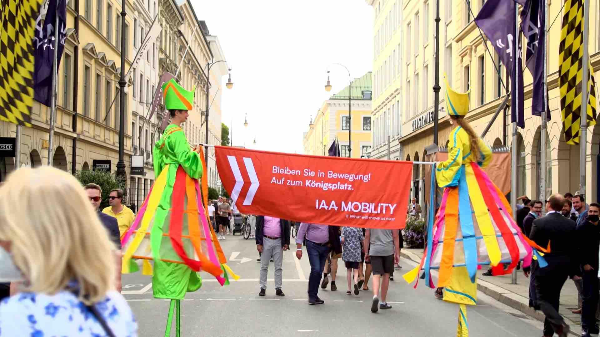IAA Mobility: Ein Stückchen Zukunft? Die erste IAA Mobility zieht Bilanz