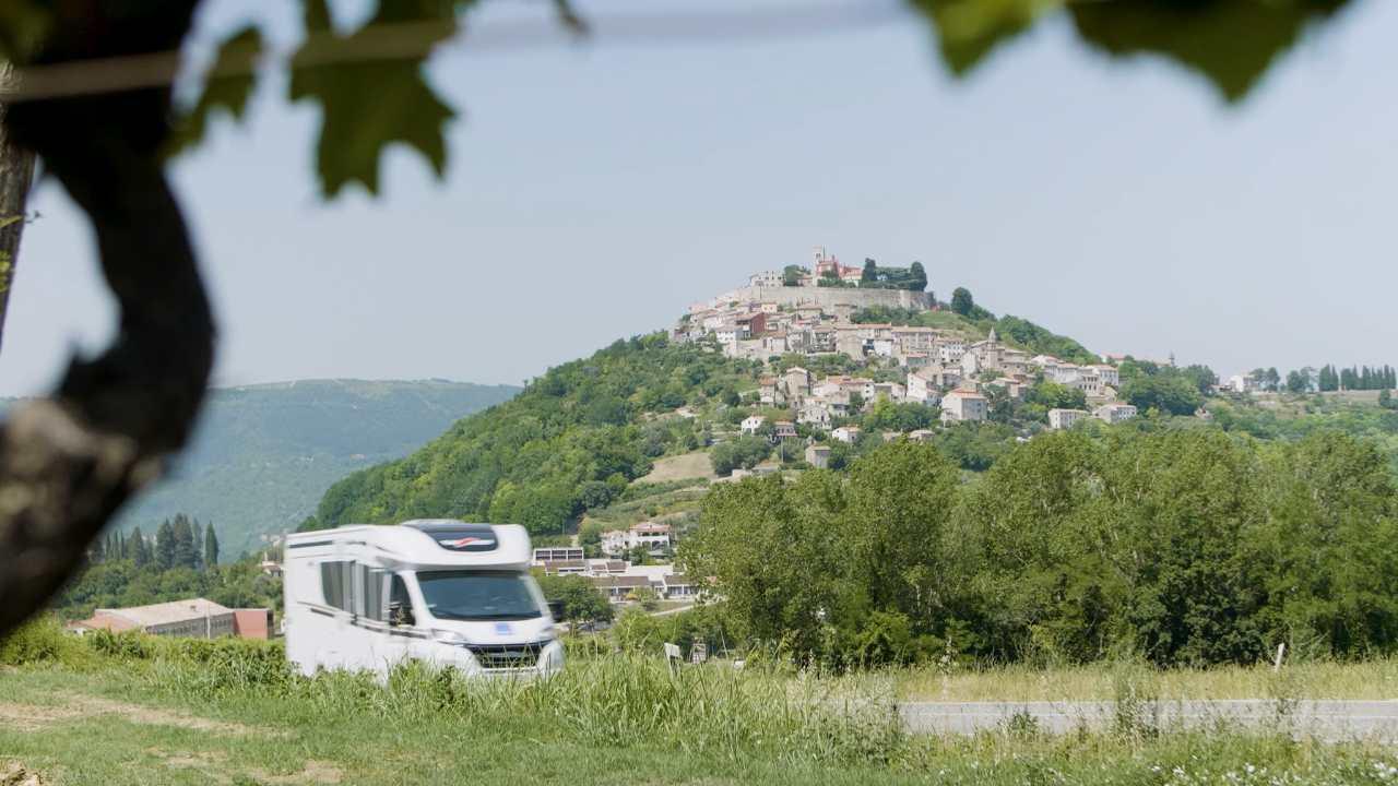 Camping in Istrien – Kroatien von seiner schönsten Seite
