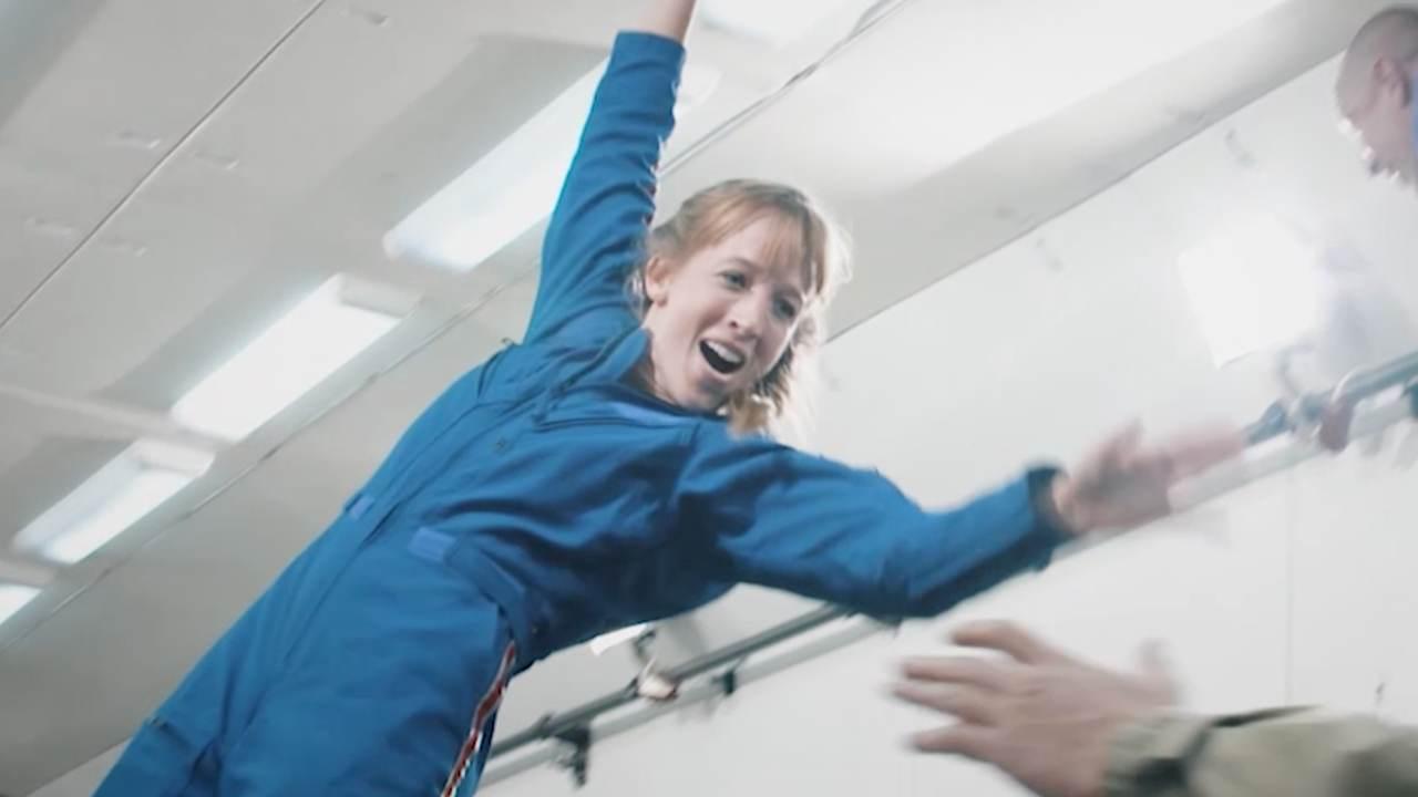 Insa Thiele-Eich will als erste deutsche Astronautin ins All und hat eine klare Botschaft an junge Frauen