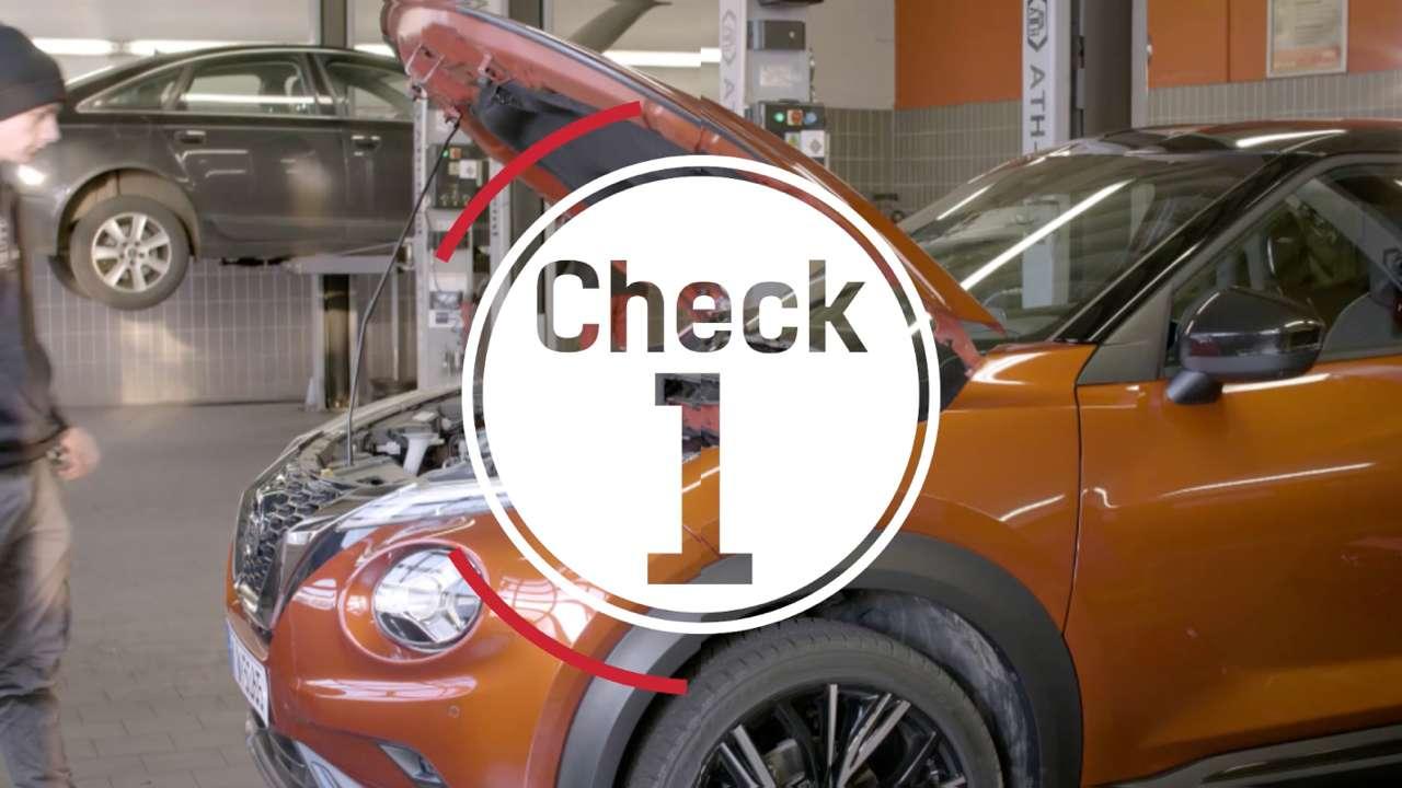 Check fürs Auto: Mit diesen 9 Tipps sind Sie fit für den Winterurlaub