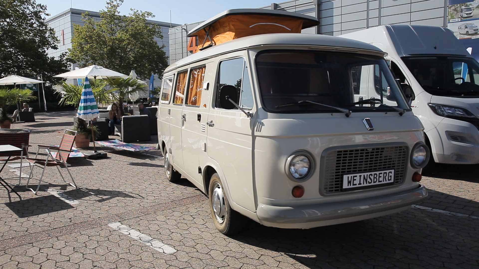 Oldies but Goldies: Die Camper-Klassiker auf dem Caravan Salon 2019